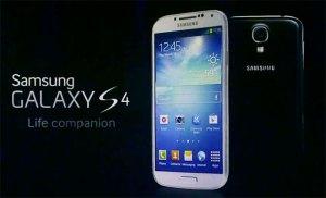 Galaxy S4